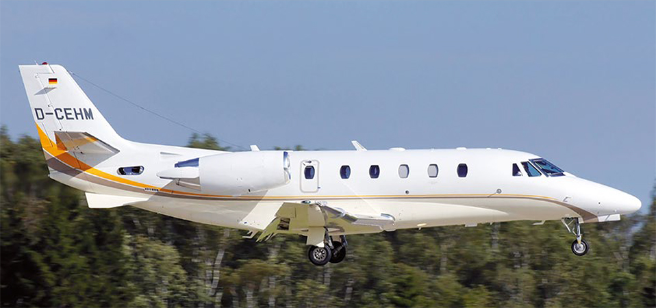 D-CEHM Cessna Citation XLS+