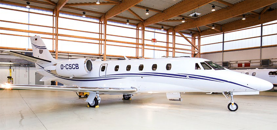 D-CSCB Cessna Citation XLS+