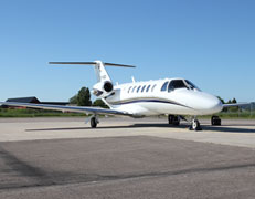 Cessna Citation Jet von JetCOLOGNE